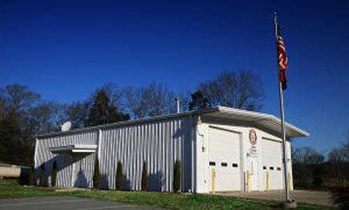 Station 7 - Statesville, TN - Volunteer Station